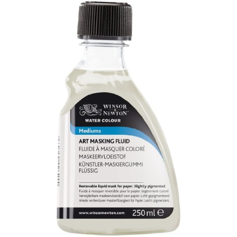 Winsor & Newton Art Masking Fluid (250ml)